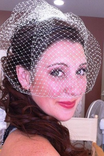 Willowdale Estate on Location Bridal Makeup