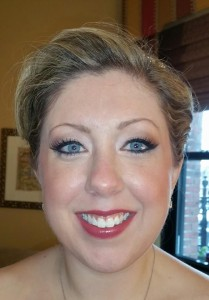 Bridal makeup by Kim, Omni Parker Hotel, Boston, MA