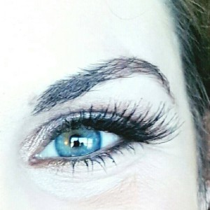 eye makeup lashes